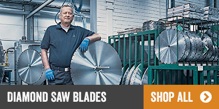 See all Husqvarna Diamond Saw Blades