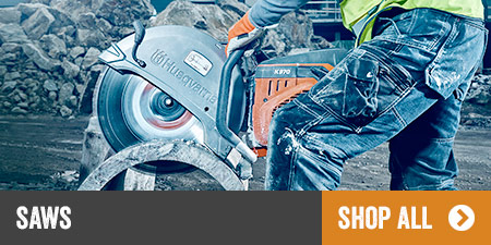 See all Husqvarna Saws