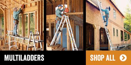 Shop all Werner Multipurpose Ladders