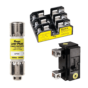 Circuit Breakers, Load Centers & Fuses