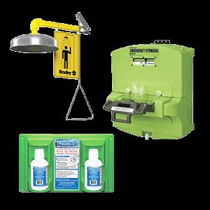 Emergency Eyewash & Shower Equipment