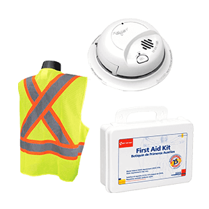 Fire, Facility, Traffic & Safety Equipment