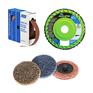 Abrasives & Polishers