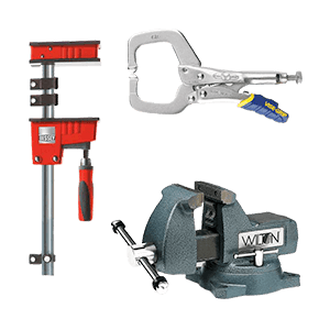Clamps, Vises & Fastening Tools