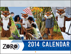 click to view the Calendar