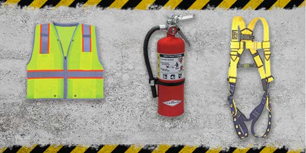 Shop Safety Equipment