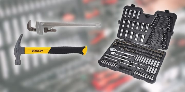 Shop Hand Tools