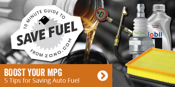 Boost your MPG. 7 Tips for saving auto fuel.
