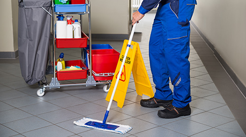 Janitorial & Cleaning
