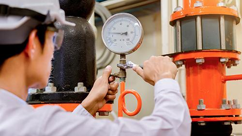 Test Instruments and Gauges
