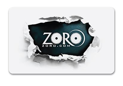 ZORO.com Gift Certificate