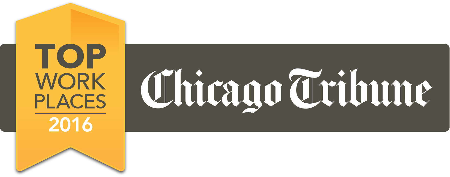 Chicago Tribune Top Workplace