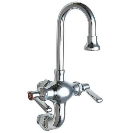 chicago faucets gn kitchen faucet 2 gpm 3 3 8in spout moen solidad 1 5 gpm 2 handle kitchen sink faucet high arc