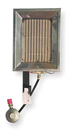 portable infrared propane heaters by re verber ray