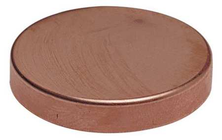 Nibco Test Cap Wrot Copper C 3 4 In G5148141 At Zoro