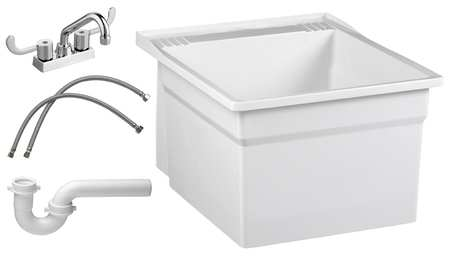 Fiat Janitor Sink : Mop Sink by FIAT PRODUCTS - Sinks at Zoro