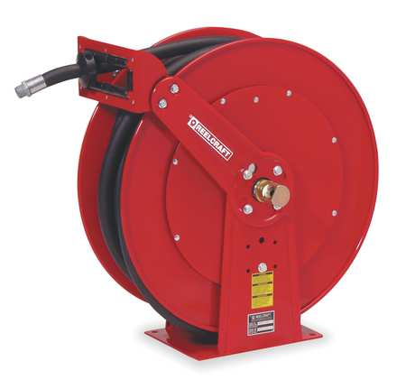 Grounding Cable Reels by REELCRAFT - Spring Return Hose Reels at Zoro