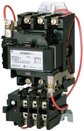 Motor Starter Nema Size 2 By General Electric Magnetic Motor Starters At Zoro