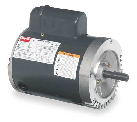 Indexe besides Low Rpm High Torque Electric Motors additionally Capacitor Motor Direction as well Dayton Fan 115 Volts Wiring Diagram further Replacing A Breaker In Your Panel. on single phase ac motor wiring diagram