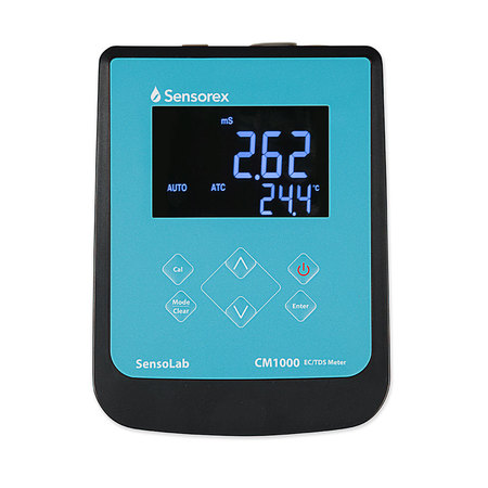 SensoLab Total Dissolved Solids Meter Hydroponic Kit Indoor Systems