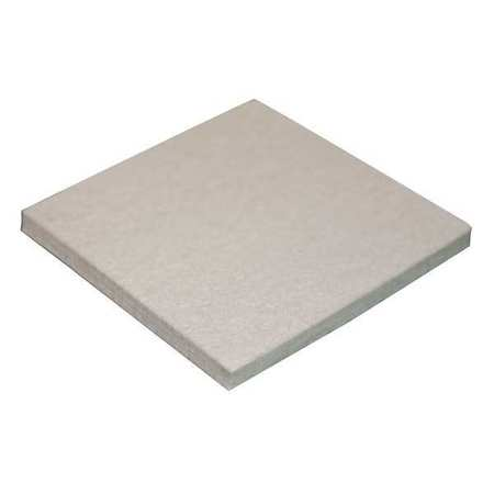 Felt Sheet, F1, 1/2 In Thick, 12 x 12 In