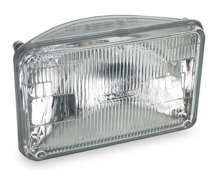 Halogen Sealed Beam Lamp, 165mm, 40/55W
