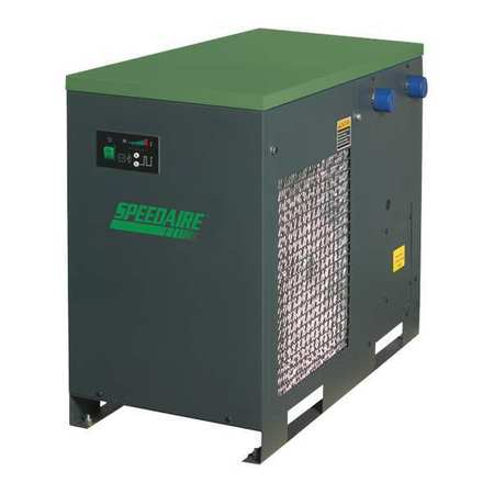Air Dryer, Refrigerated, 400 CFM, 75 HP Max