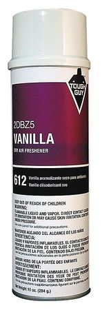 Air Freshener, Vanilla, 10 oz.