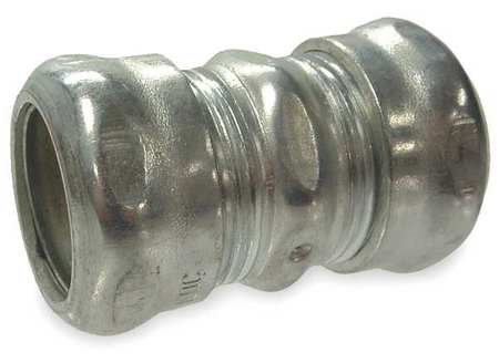 EMT Coupling, Insulated, 1 1/2 In