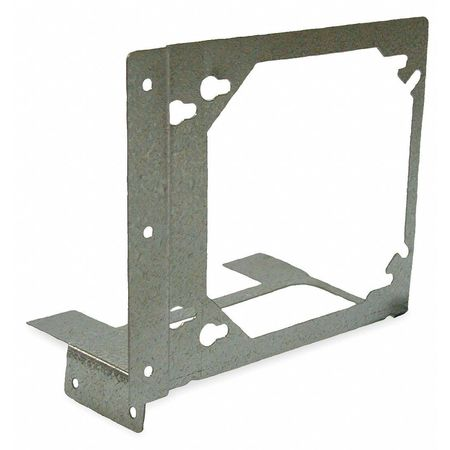 Mounting Bracket, 2 Box, Square