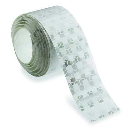 Reflective Tape, 0.9W in. x 196L in.