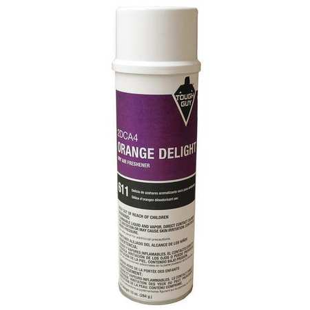 Air Freshener, Orange Delight, 20 oz.