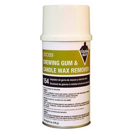 Gum and Wax Remover, 5 oz.