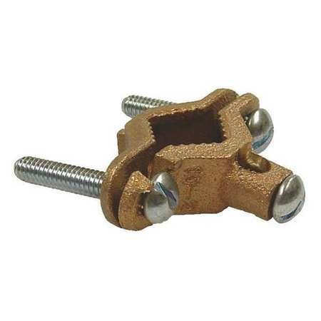 Ground Clamp, Conduit Size 1/2 to 1 In