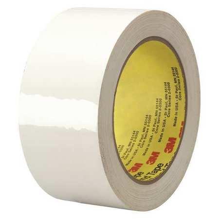 "Film Tape, 1"" x 36 yd., White, PK36"