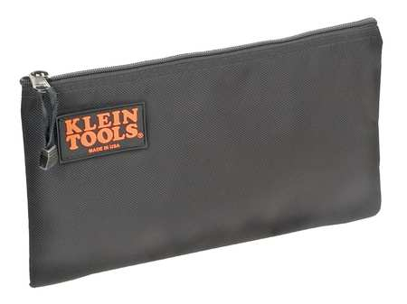 "12-1/2"" General Purpose Tool Bag,  Black"