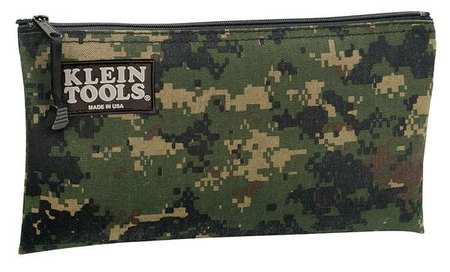 "12-1/2"" General Purpose Tool Bag,  Camouflage"