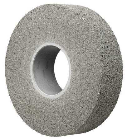 Convolute Wheel, Deburring, 8x2x3, FN