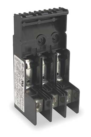 Mounting Base, 100A, SQD, QON3B Breakers