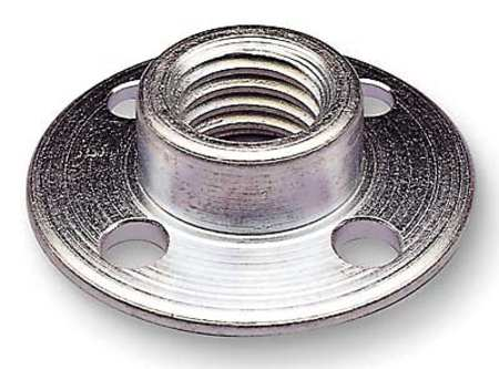 Disc Retainer Nut, 5/8In, 5/8-11, PK10