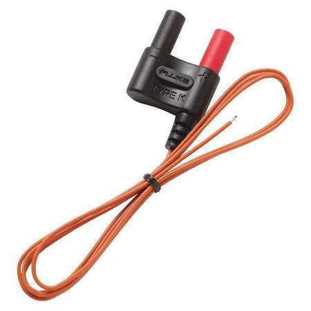 Bead Wire Temp Probe, -40 to 500 Deg F