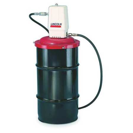 Grease Pump, 120 lb./16 gal. Drum, 50:1