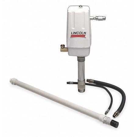 WESTWARD Oil Pump Air Op Pump Ratio 3 1 16 gal 5TCT9