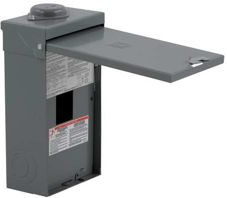 Circuit Breaker Enclosure, Surface, 3R