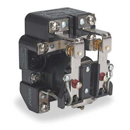 Open Power Relay, 8 Pin, 480VAC, DPDT