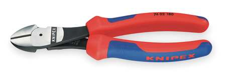 High Leverage Diagonal Cutters, 8 In.