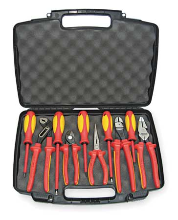 Insulated Tool Set, 10 pc.