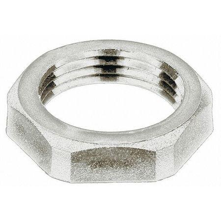 Cord Connector Locknut, Nylon, 1 In