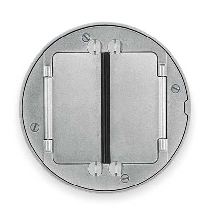 Floor Box Cover Tile Flange, Aluminum