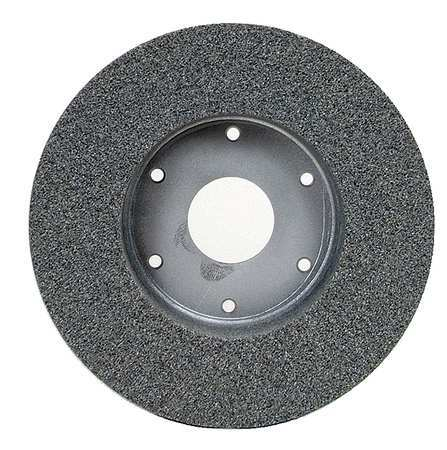 Plate Mounted Grinding Disc, 9 In Dia, 70G